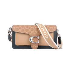 Coach Tabby 26 Shoulder Bag Brown
