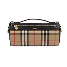 Burberry The Vintage Check Crossbody Bag Archive Beige/Black
