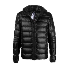 Canada Goose Crofton Down Jacket Black