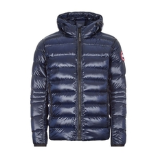 Canada Goose Crofton Down Jacket Atlantic Navy