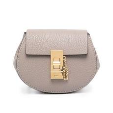 Chloe Mini Drew Crossbody Bag Motty Gray