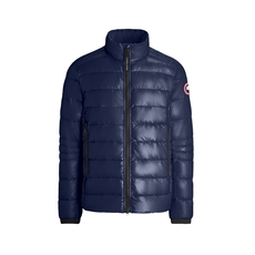 Canada Goose Crofton Down Coat Atlantic Navy