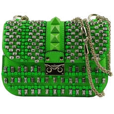 Valentino Shoulder Bag Green