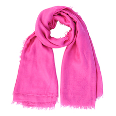 Gucci Classic Scarf Pink