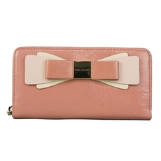 Marc by Marc Jacobs Zip Around Wallet Pink