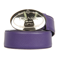 Prada Belt Purple