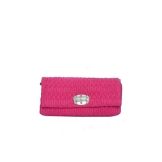 Miu Miu Shoulder Bag Fuchsia