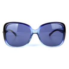 Daniel Swarovski Men's Sunglasses Navy/Blue