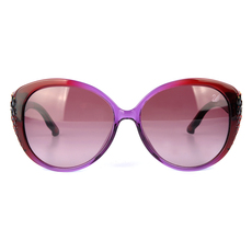Daniel Swarovski Women's Sunglasses Purple