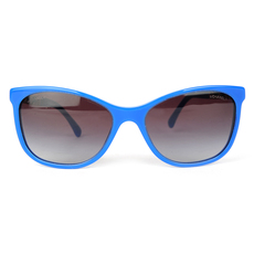 Chanel Women's Sunglasses Blue
