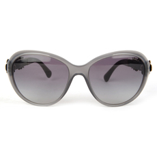 Chanel Women's Sunglasses Grey