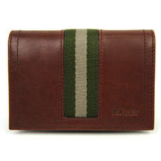 Bally Card Holder Red