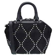 Alexander Wang Emile Studded Tote Bag Black