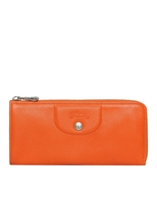 Longchamp Wallet Orange