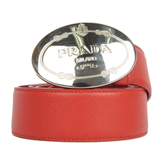 Prada Belt Red