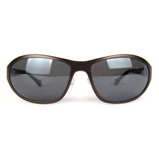 Police Men's Sunglasses Dark Grey/Black