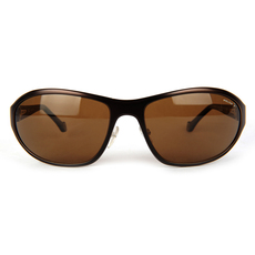 Police Men's Sunglasses Brown