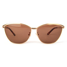Escada Women's Sunglasses Gold
