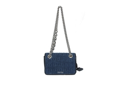 Miu Miu Denim Shoulder Bag