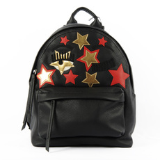 Chiara Ferragni Mini 'Star Flirting' Backpack Black
