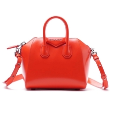 Givenchy Mini Antigona Tote Bag Orange