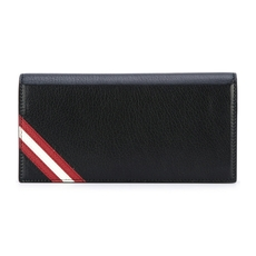 Bally Long Wallet Black