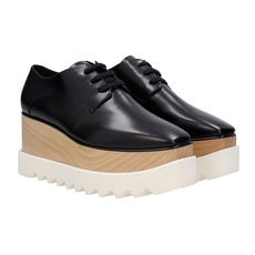Stella Mccartney Black Elyse Shoes