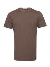 Versace Men's T-Shirt Light Brown