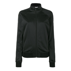 Givenchy Logo Stripe Track Jacket Black