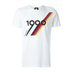 N°21 Number Print T-Shirt White
