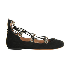 Alaia Women's Sandals Black