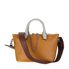 Chloe Tote Bag Brown
