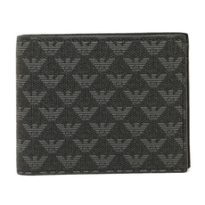 Emporio Armani Wallet Black/Grey
